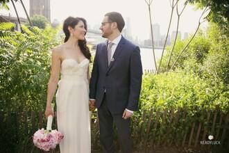 bklyn bride blogger bustier wedding dress wedding clothes