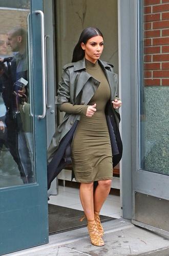 dress kim kardashian shoes