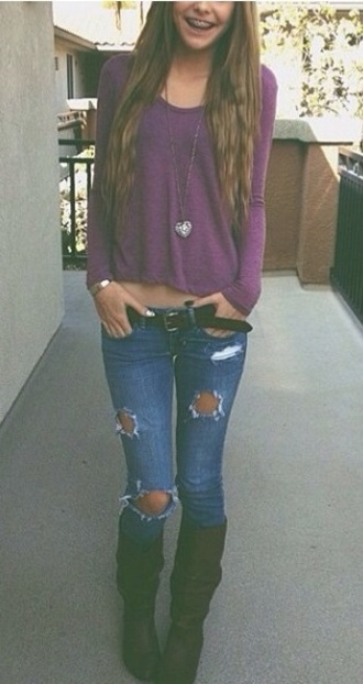 jeans acacia brinley