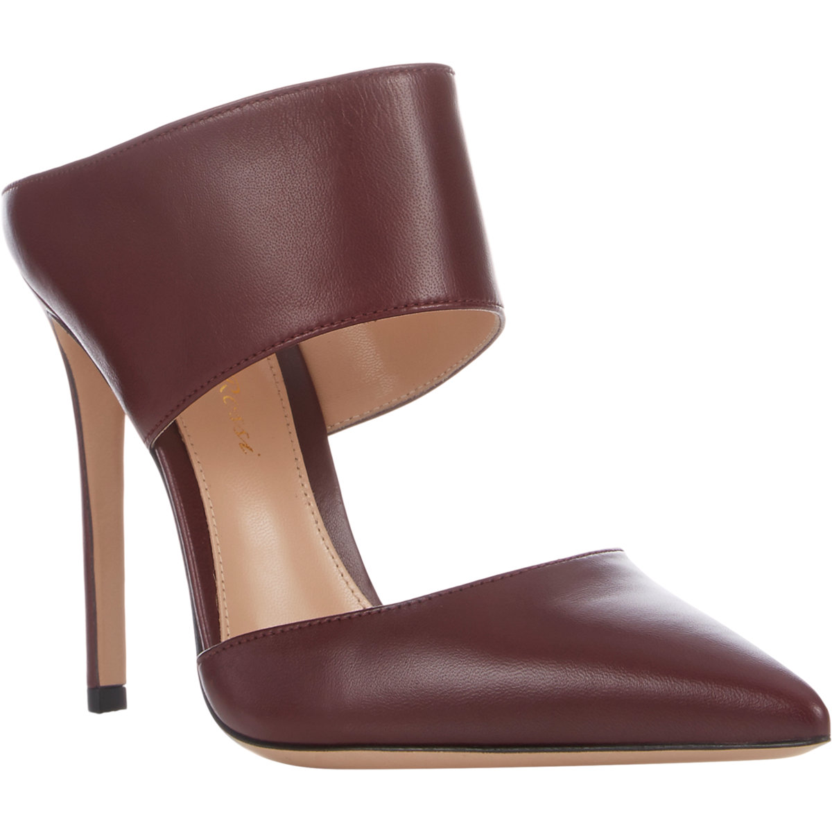 Toe mules at barneys.com