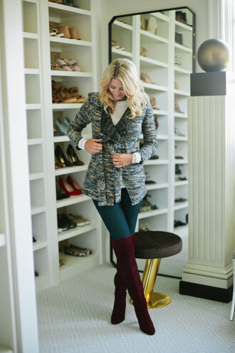 ivory lane blogger coat top jeans shoes jewels dress