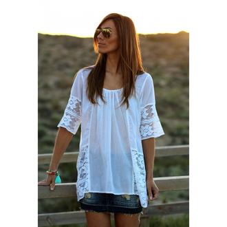 blouse lace blouses