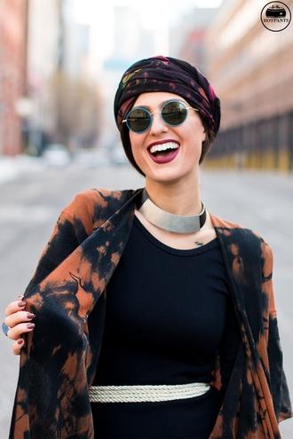 do the hotpants blogger make-up shoes sunglasses dress bag belt