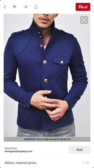 jacket bomber jacket navy