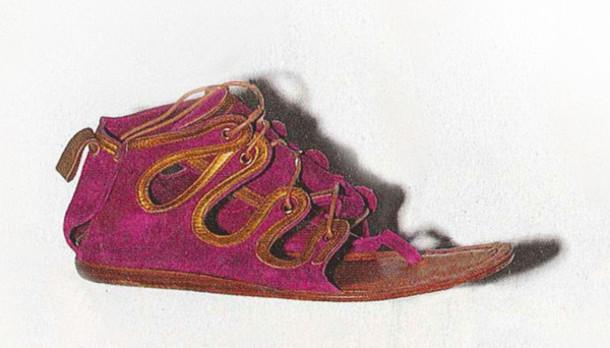kenzo summer 09 menswear sandals shoes