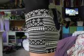 skirt,patterned skirt,aztec,aztec skirt,pencil skirt