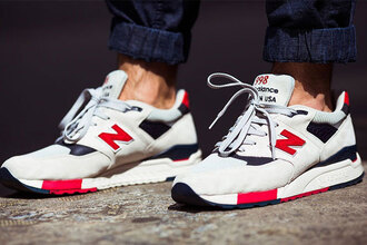 shoes new balance white 998 sneakers white sneakers men's new balance 998