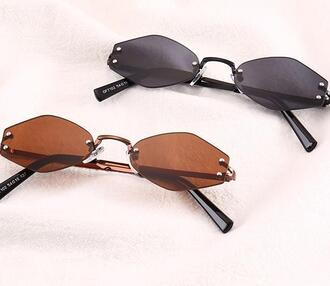sunglasses girly black vintage glasses sunnies accessories accessory tiny sunglasses small sunglasses black sunglasses