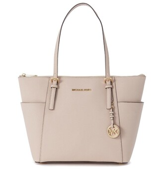 bag leather pink