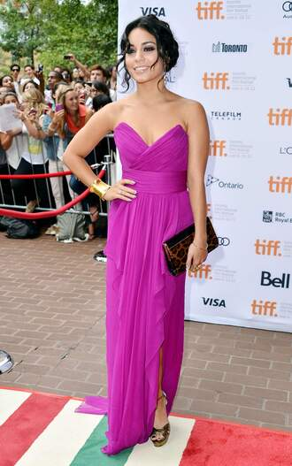 Vanessa Hudgens Pink Dress - Shop for Vanessa Hudgens Pink Dress ...