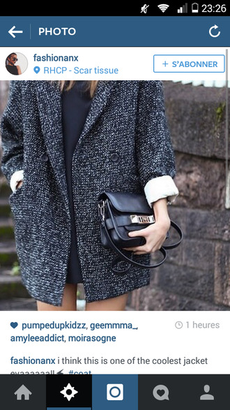 manteau cool classy cold jacket