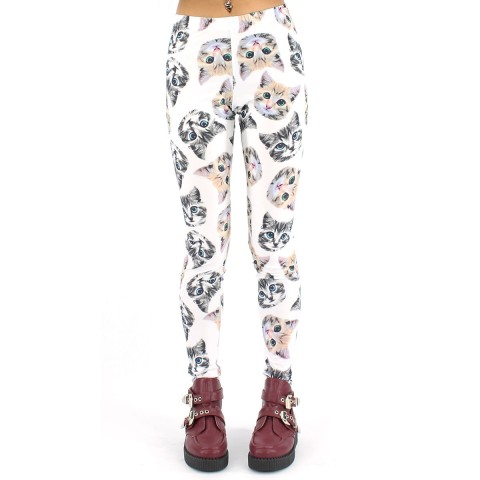 YCMC.com & Shoe City  East Coast Retail Cat Leggings