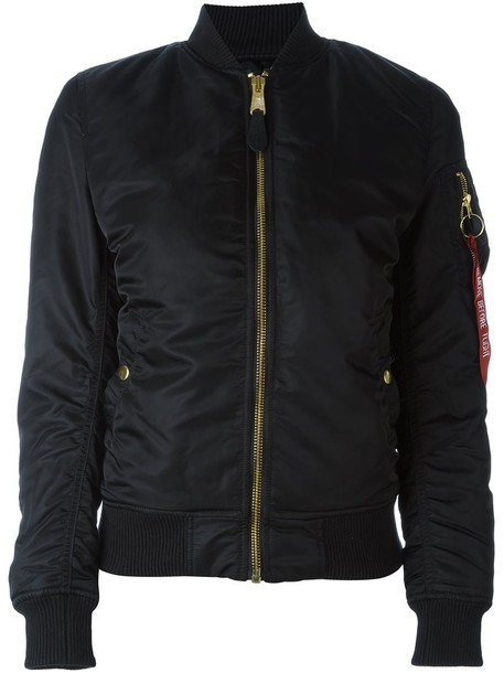 jacket bomber jacket women black