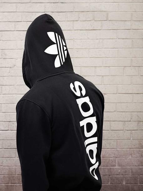Jacket Pale Adidas Black White Soft Grunge Soft Ghetto Guys