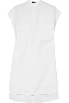 Joseph Glasto cotton-poplin shirt dress - 60% Off Now at THE OUTNET