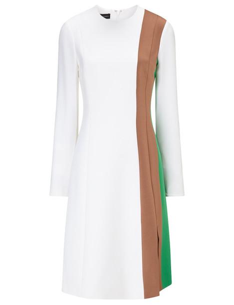 Jonathan Saunders dress long white