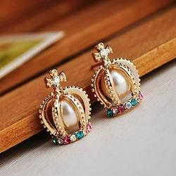 Min. Commande est $10( de l'ordre de mélange) ~ européens et américains bijoux français. cour d'imitation.