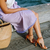 DIY Wrap Skirt (with pom pom hem!) | a pair & a spare