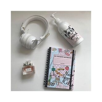 home accessory yeah bunny notebook new york city