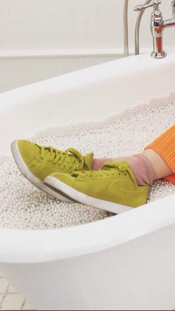 purchase cheap 70b9a 76a02 shoes lime lime green lime green shoes marina and the diamonds marina  diamandis nike shoes nike