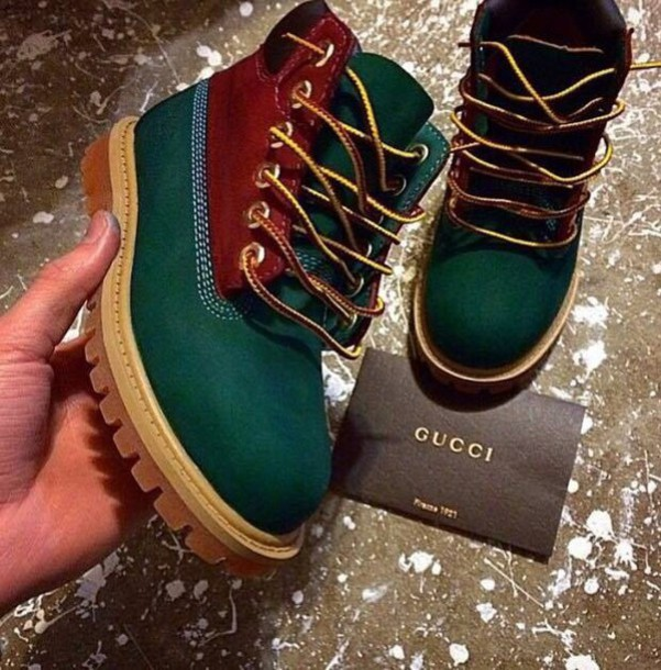 shoes gucci boots