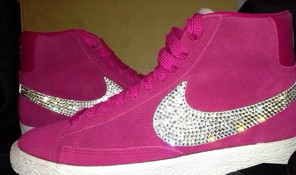 shoes swarovski