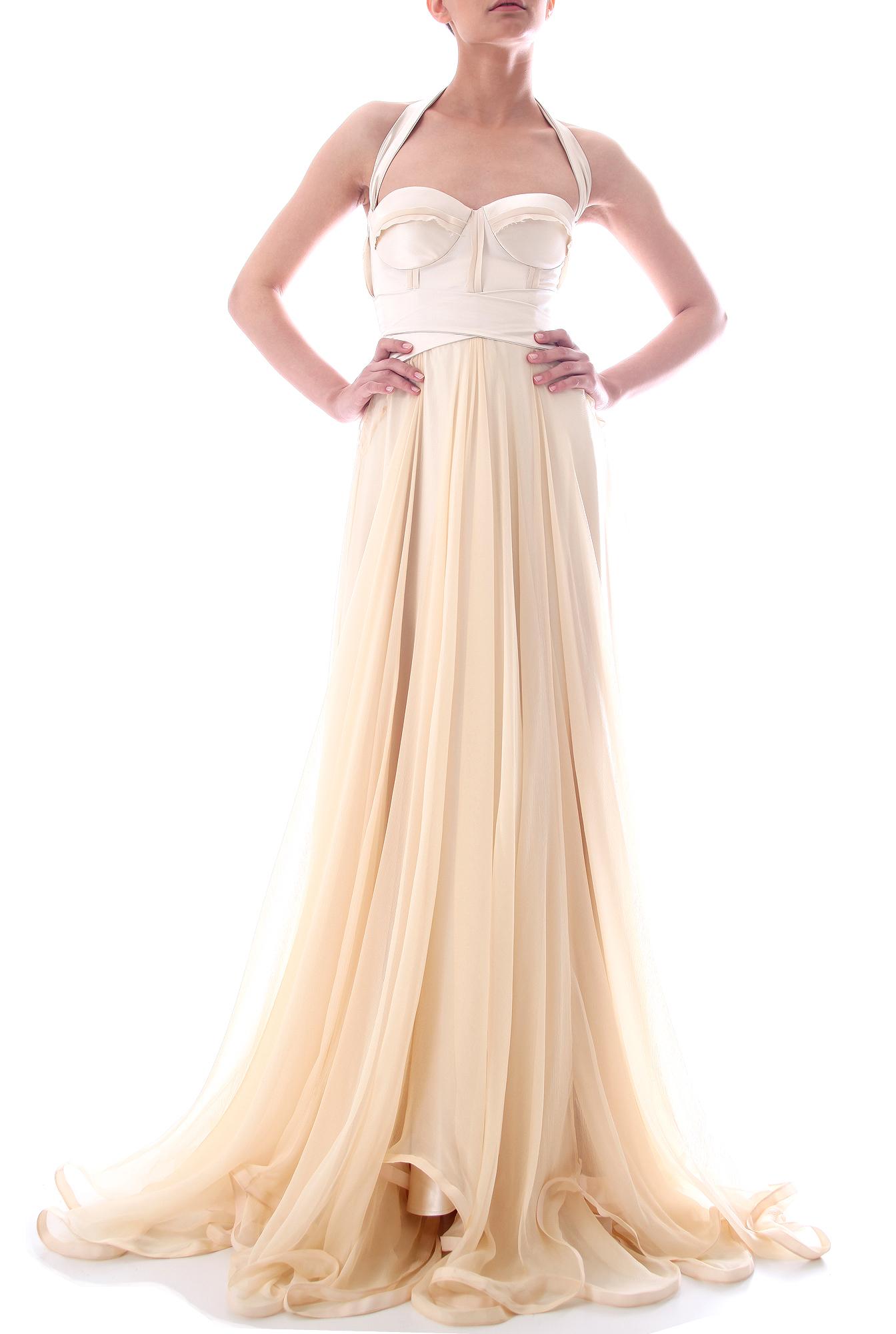 Maria Lucia Hohan - Bridal Gown | AMELIE cream white
