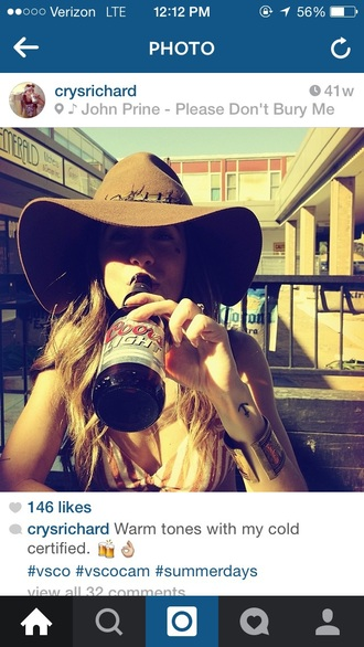 hat vintage hat floppy hat sun hat black summer hat style