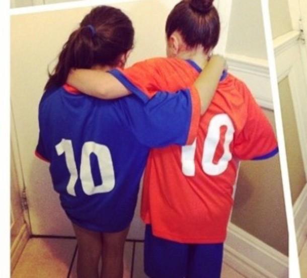 shirt soccer jersey