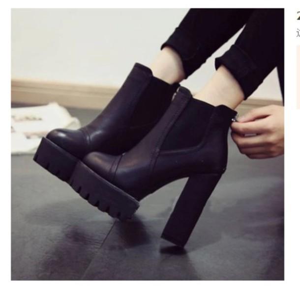 shoes ботильоны