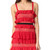 For Love & Lemons Chianti Tank Dress - Red Hot