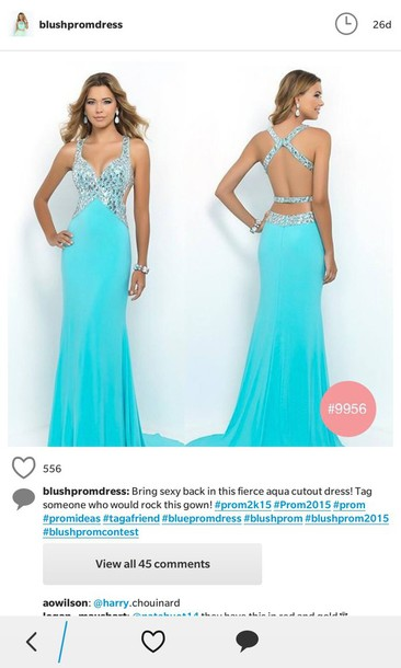 dress prom dress blue dress prom asap