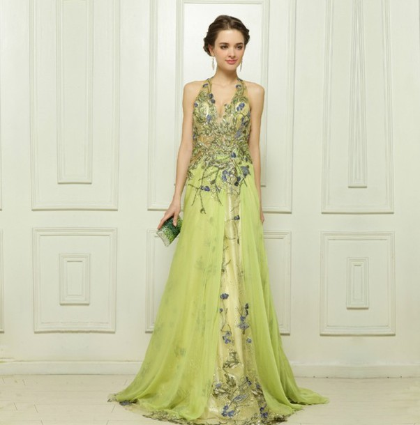 Summer Evening Wedding Dresses - Flower Girl Dresses