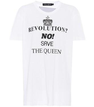 t-shirt shirt cotton t-shirt cotton white top