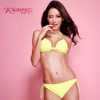 Aliexpress.com : Buy Bikini swimwear female piece set fashion sexy small racerback split swimsuit bikini from Reliable bikini sale suppliers on Dora Sweet Shop.