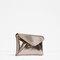 Metallic clutch bag - view all-bags-woman   zara united states