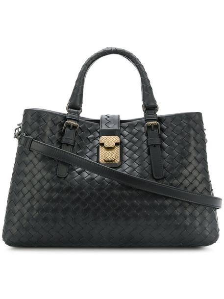 Bottega Veneta women bag leather black