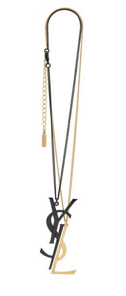 Saint Laurent necklace jewels