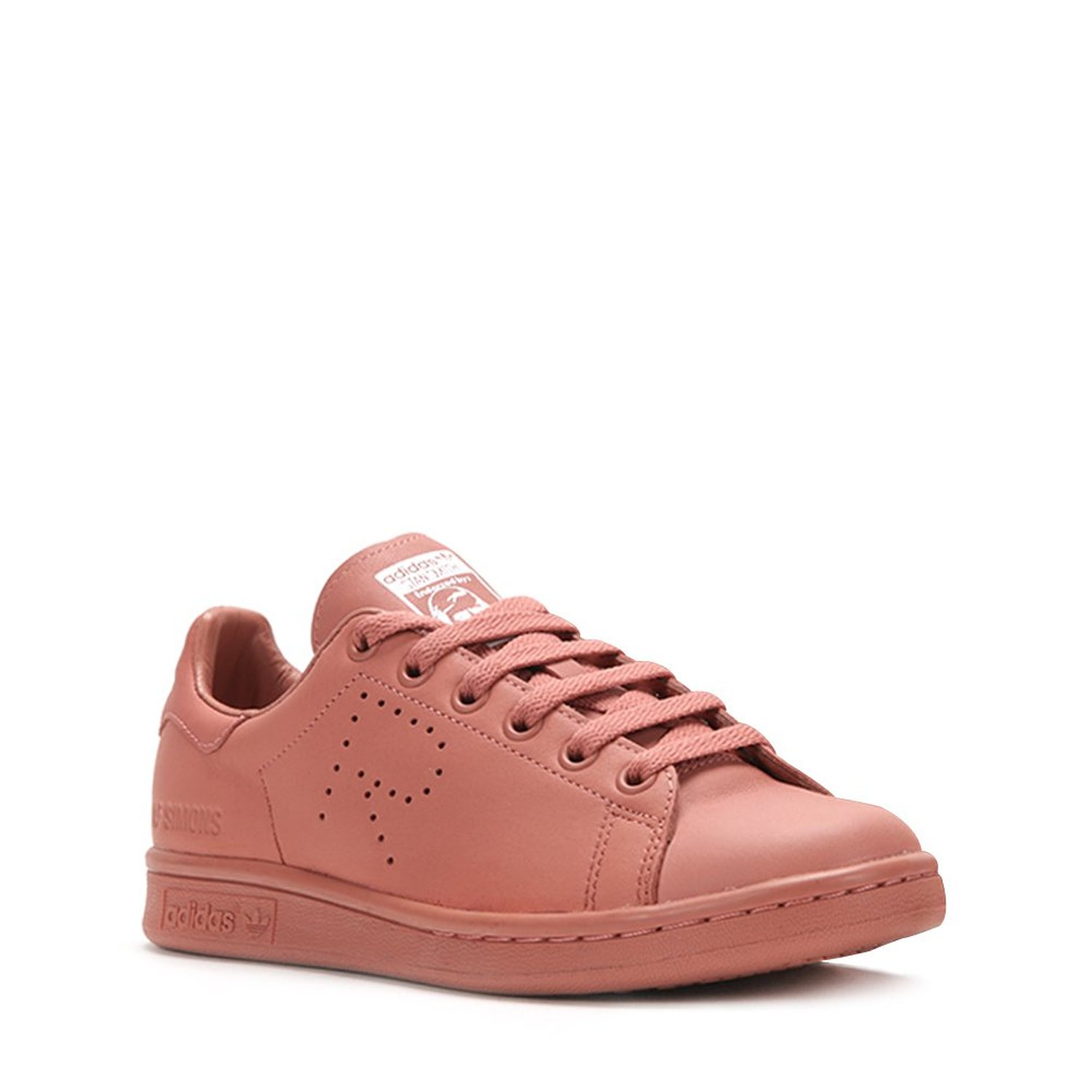best website 1fb35 beeab Amazon.com | Adidas X Raf Simons Stan Smith Sneakers AQ2646 Ash Pink SZ UK  4 / US 4.5 | Fashion Sneakers
