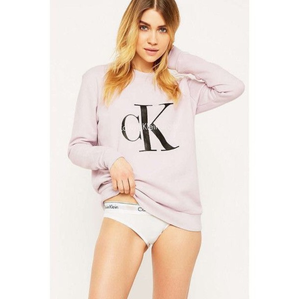 27608471fd sweater calvin klein jumper pink