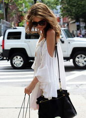 shirt,white,boho,sexy,dress,bag,black back,straps,strappy bag,what,!,queen bee,black shoulder bag,black tote,black tote back,tote bag,black tote bag,backpack,it is it bag pack,whatever,free people,style,shoulder bag,hippie,coachella,boho dress,clothes,belt,fashion,trendy,white dress,hair accessory