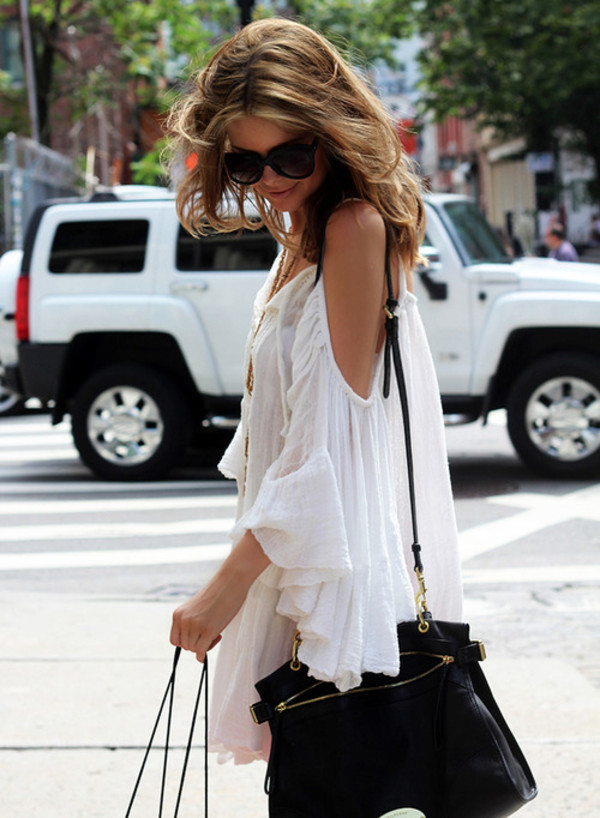 shirt white boho sexy dress bag black back straps strappy bag what ! queen bee black shoulder bag black tote black tote back tote bag black tote bag backpack it is it bag pack whatever free people style shoulder bag hippie coachella boho dress clothes belt fashion trendy white dress hair accessory