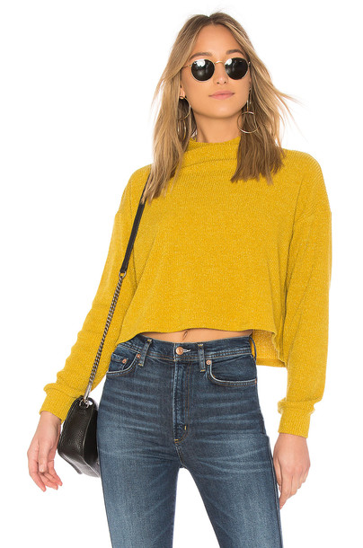 TULAROSA sweater yellow