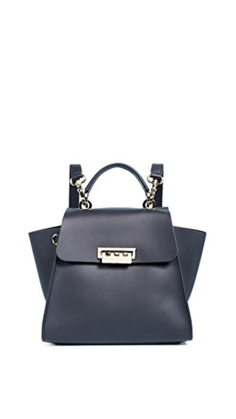 ZAC Zac Posen backpack navy bag