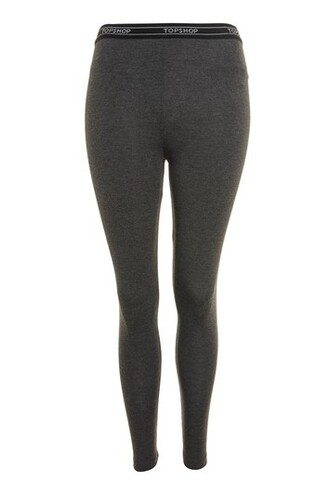 leggings charcoal pants