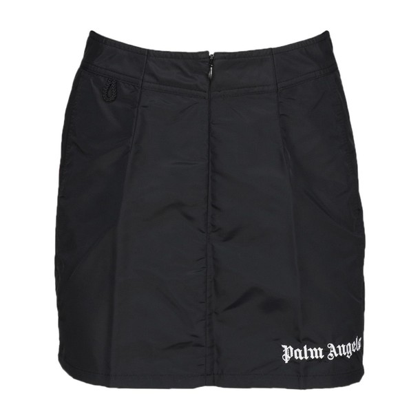 Palm Angels skirt black