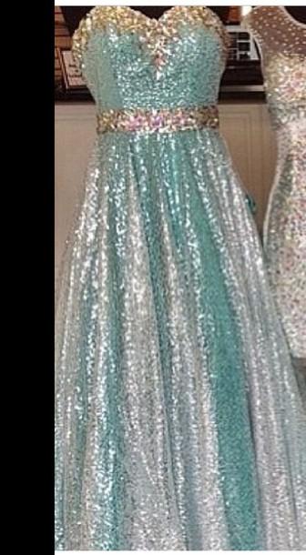 dress sequins sequin dress blue dress