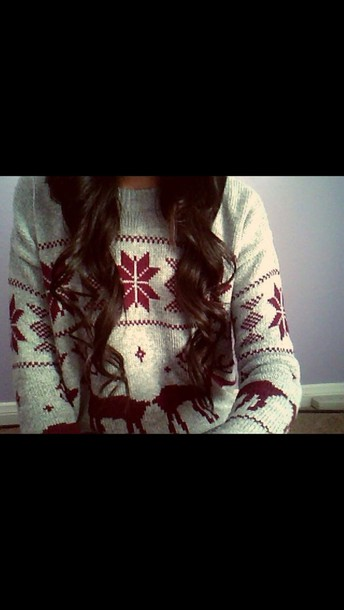 sweater cute perfecto winter sweater tribal pattern