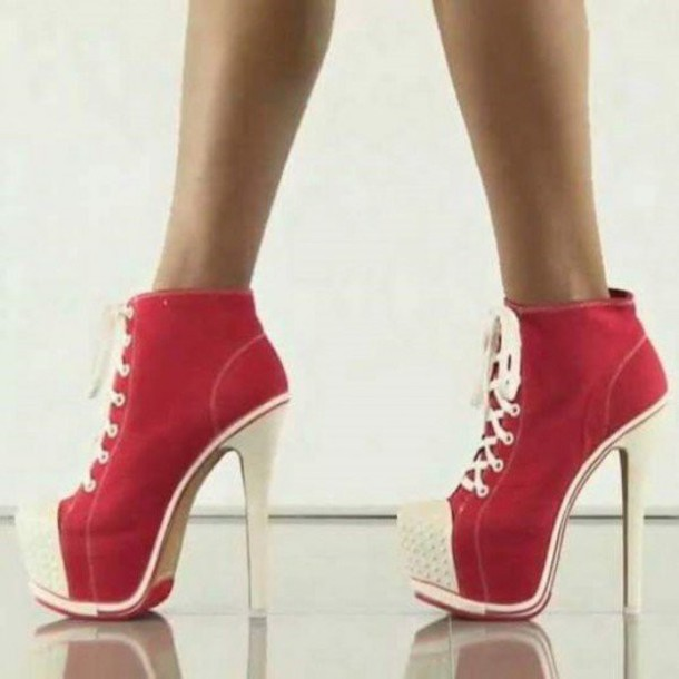 Shoes: fsjshoes, sneakers, high heels, fashion, style, girly, chic ...