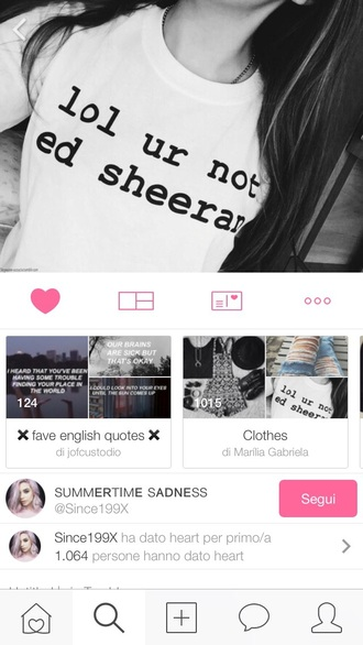 t-shirt ed sheeran tshirt ed sheeran love music